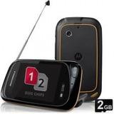 Celular Moto Tv 2 Dual Sim, Tv Oferta Outlet!