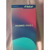 Huawei Nova 3 Nuevo Y Sellado