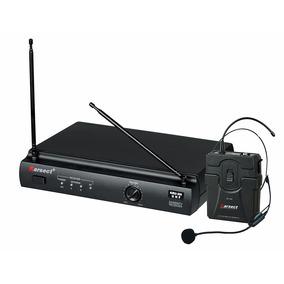Microfone Sem Fio Karsect Kru 301 Headset