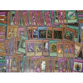 Lote De 50 Cartas Yugioh Originales Primeras Generaciones
