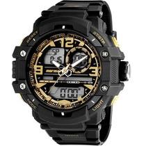 Relógio Mormaii Masculino Anadigital Esportivo Mo0949/8u