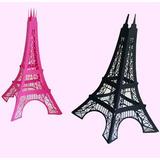 Torre Eiffel 3d En Cartulina, Paris, 15 Años