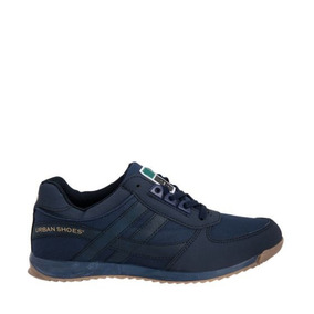 Tenis Casual Hombre Urban Shoes 160811 Msi