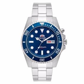 Relógio Orient Masculino Automático 469ss067-d1sx + Nfe