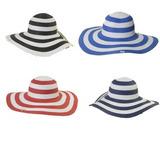 Capelinas Y Sombreros De Verano De Rafia