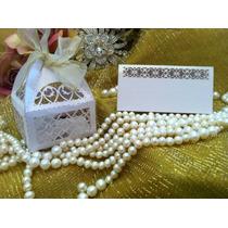 Embalagem,caixa,lembranca Casamento Batizado 50 Unidades