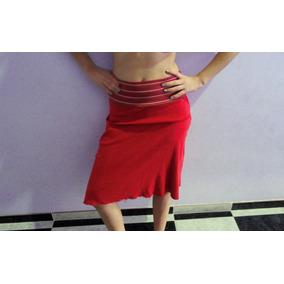 Polleras Talle S S de Mujer Rojo en Bs.As. G.B.A. Sur en Mercado ... a76872ba56ad