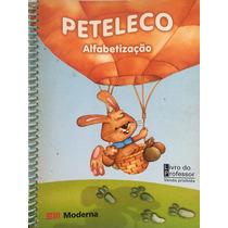 Livro Peteleco - Alfabetização