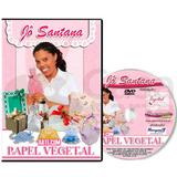 Coleção Dvd Arte Com Papel Vegetal Volume 1 Com Jô Santana