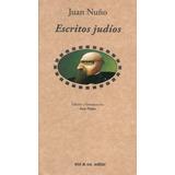 Escritos Judios - Juan Nuño