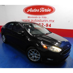 Ford Focus Se Appearance 2015 Negro $179,900 ¡¡ Equipado !!