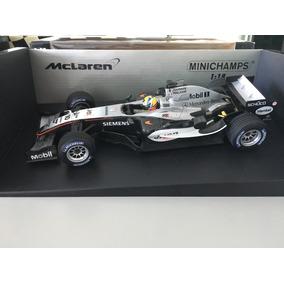 Mclaren Mercedes Mp4-20 J.p. Montoya 2005 1/18