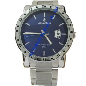 f2151f74d22 Relogio G Shock Azul Chapiscado - Relógio Atlantis Masculino no ...
