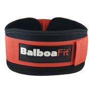 Cinturon Cinto Fuerza Balboafit Gimnasio Gym Pesas Lumbar
