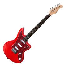 Guitarra Electrica Jaguar Vintage Zaion G-vg Roja