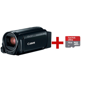 Filmadora Canon Vixia Hf-r800 3.2 Mp Full Hd 1080p Hdmi