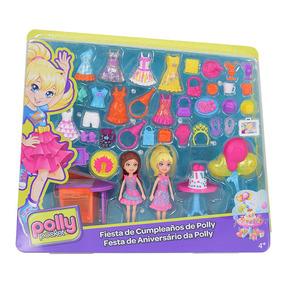 Festa De Aniversário Da Polly - Mattel