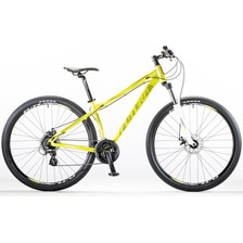 Bicicleta Mtb Futura Pantera Rod. 29 24v Shimano Alum. Susp