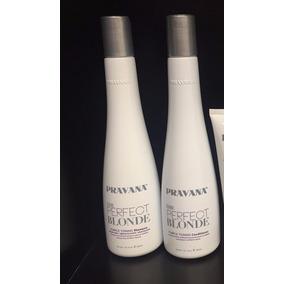The Perfect Blonde Pravana (shampoo Y Acondicionador) 300 Ml