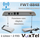 Telular Gsm Base Telular Fwt 8848 Movistar Digitel Liberado