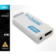 [ Adaptador Wii2hdmi ] Covertidor Hdmi Nintendo Wii   Tracia
