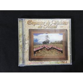 Cd Orquestra De Violeiros De Mauá - Novo