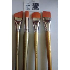 Productos Para Artistica Pincel Tigre 1.5 Pulgadas X 10 Un
