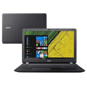 Notebook Acer Core I3-7100u 4gb 1tb Tela 15.6 Windows 10