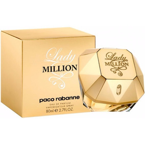 Perfume Lady Million 80ml - 100% Original E Lacrado _e.u.a