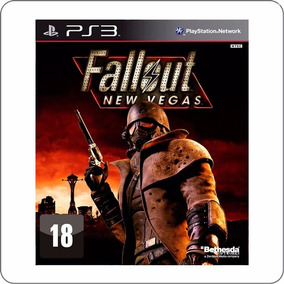 Fallout New Vegas - Ps3 Lacrado