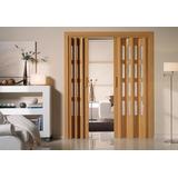 Puerta Plegable, Corrediza - Colores - 70 X 220