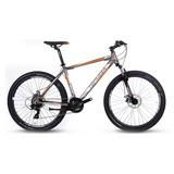 Bicicleta Mtb Topmega Neptune 26 21vel Shimano Frenos Disco