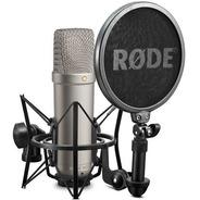Microfono Rode Nt1a Para Grabacion Con Accesorios Cuotas