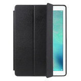 Funda Smart Case Protectora Ipad Pro 12.9 Negro Piel