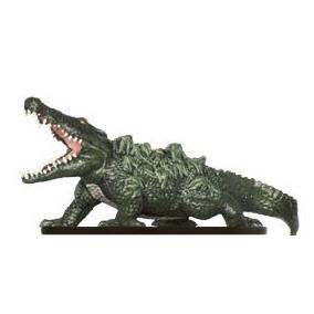Miniaturas Batistão Lom#18 Feymire Crocodile ( Huge)