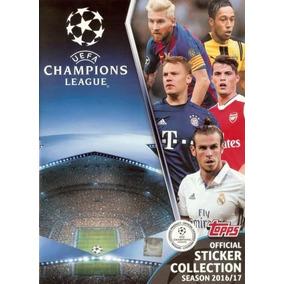 Álbum Completo Champions League 16-17 - 592 Fig P/ Colar