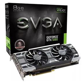 Placa De Video Evga Nvidia Gtx 1080 8gb Gamer
