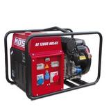 Gerador Gasolina 11,5kva 220v Part Elétrica Ge12000 Hbs/gs