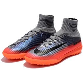 Multitaco Nike Mercurial X Gray Tf Df Futbol 2017 0689ff54557ba