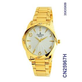 6851784d83f Relogios Femininos Medio - Relógio Champion no Mercado Livre Brasil