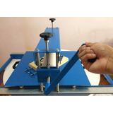 Máquina De Corte E Vinco Compacta Print - Faca/boca De 50cm