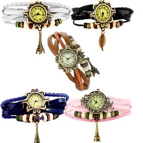Reloj Vintage De Mujer X10 Unidades