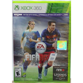Fifa Soccer 2016 Xbox 360