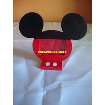 Souvenirs Portaretrato Mickey Y Minnie .