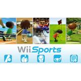 Juego Wii Sports Original Un Clásico Remate $69