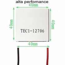 Pastilha/placa De Peltier 12 V Tec 12706 Cooler Termoeletric