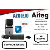 Computador Aiteg Intel 2020 2.9ghz/ 2gb Ram/dd 500gb/dvd