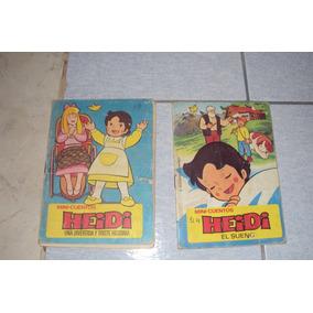Revistas Antiguas Mini Cuentos Heidi
