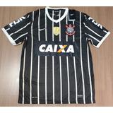 Camisa Corinthians Original Nike Danilo 2013 Patch Fifa