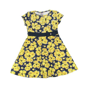 Vestido Infantil Beatriz Turma Da Malha